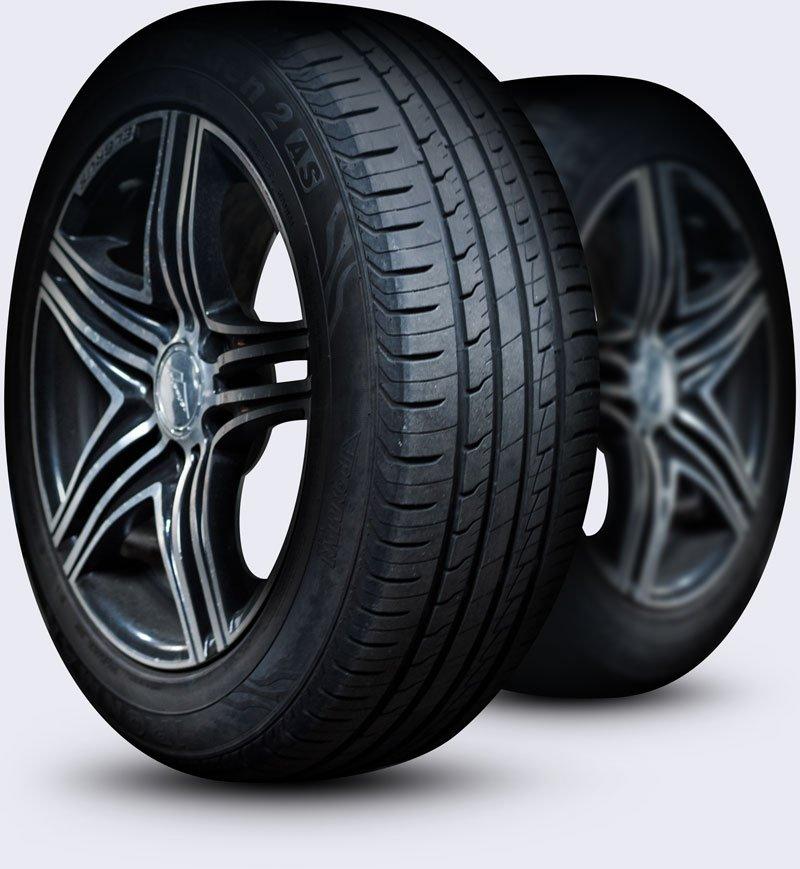 garage tyres